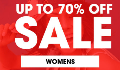 Womens - Up to 70% OFF SALE