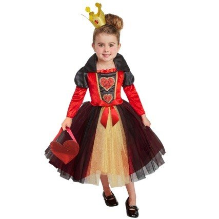 World Book Day - Queen of Hearts Outfit - £9.99