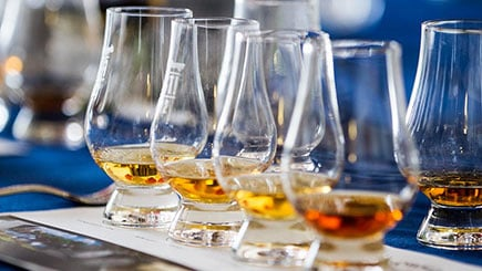 Whisky Tasting Evening - ONLY £20!