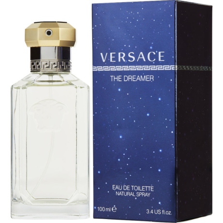 SAVE 64% on Versace The Dreamer 100ml EDT, now £19.99!