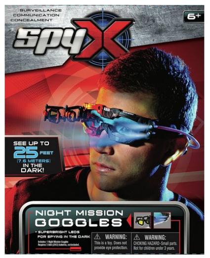 WIN - Spy X Night Mission Goggles