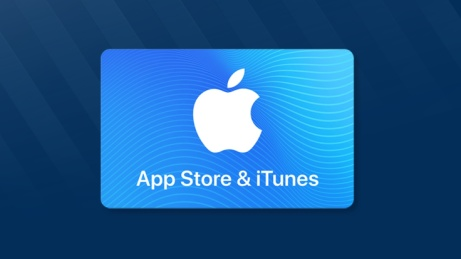 WIN -  £25 Apple Store & iTunes Gift Card