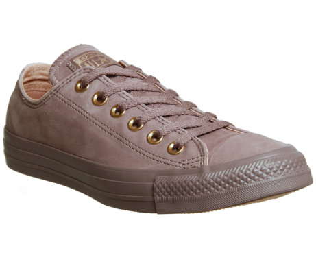 SAVE 46% OFF Converse All Star Low Leather Saddle Pale Coral Exclusive!