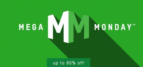 Mega Monday SALE - Up to 80% OFF!