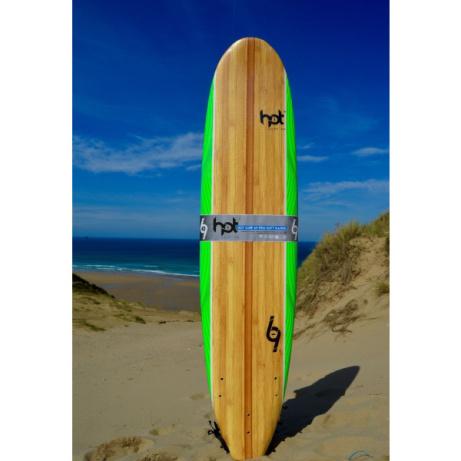 Hot Surf 69 7ft Foam Surfboard Package Deal