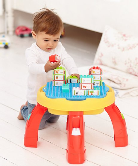 Building Activity Table - SAVE 60%!