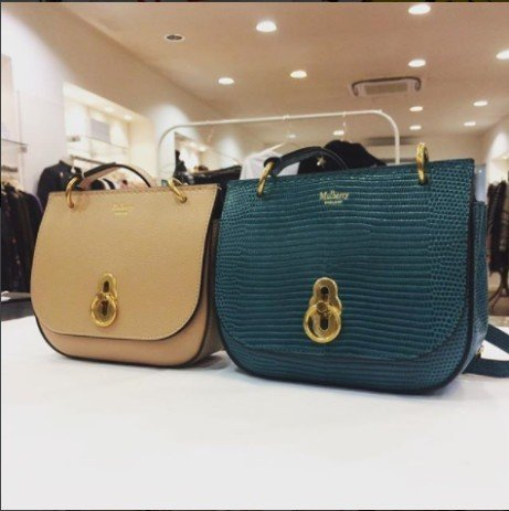 We now have Mulberry Bags in-store - Perfect for Valentine's Day!