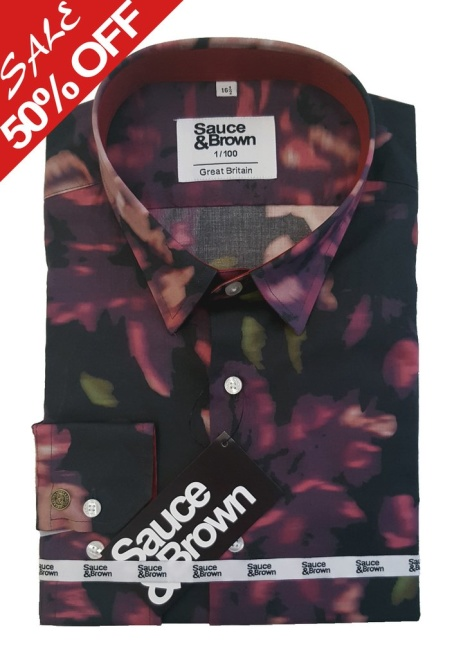 Save 50% on this Painted Floral Shirt
