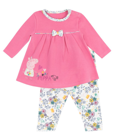 47% OFF this Peppa Pig Baby Dress Set!