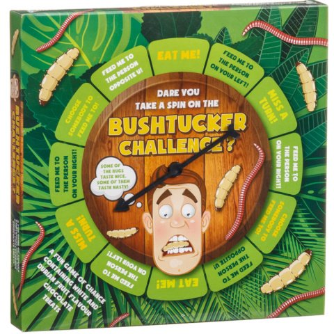 #MondayMadness - WIN - The Bushtucker Challenge
