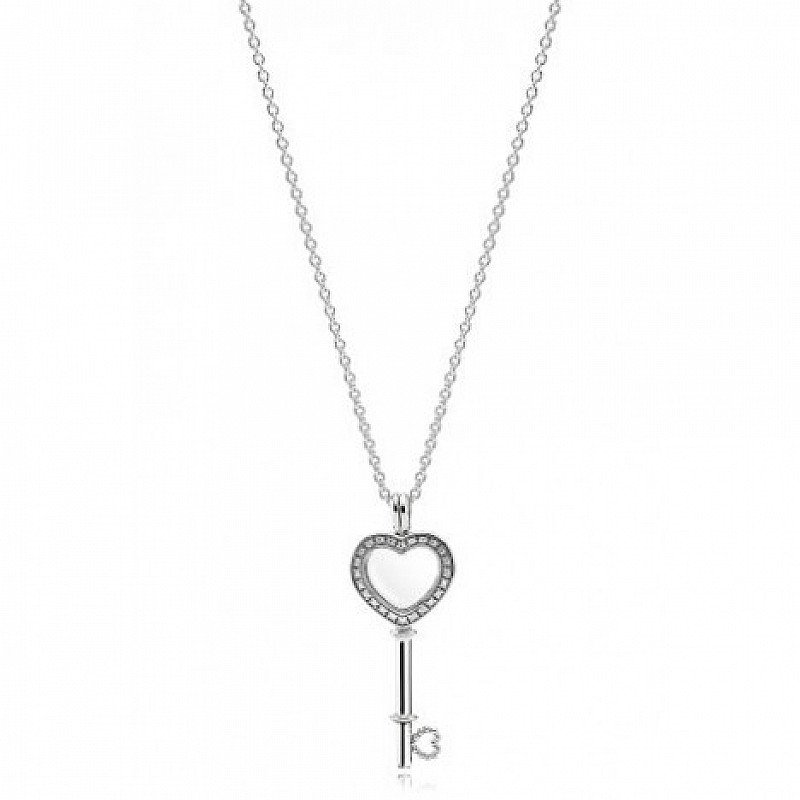 This adorable Heart Key Locket Necklace is only £120