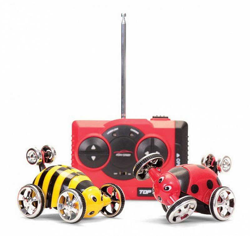 Save £5.01 on these Mini Remote Control Bugs