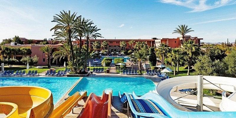 Save 36% on this 4-star all-inclusive Marrakesh break w/flights- £169 per person
