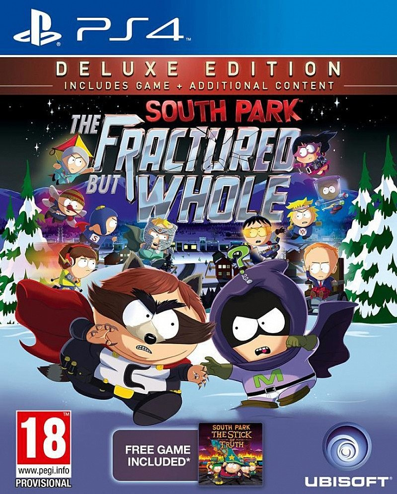 Save £15 on South Park: The Fractured But Whole Deluxe Edition