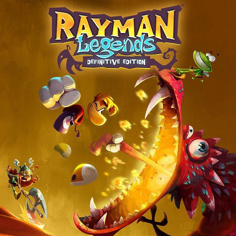 Save £5 on Rayman Legends: Definitive Edition