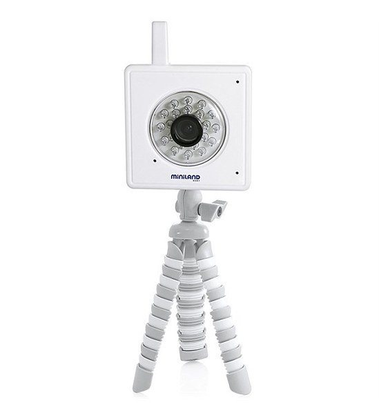 Save £70 on this Miniland IP Everywhere Video Camera Baby Monitor