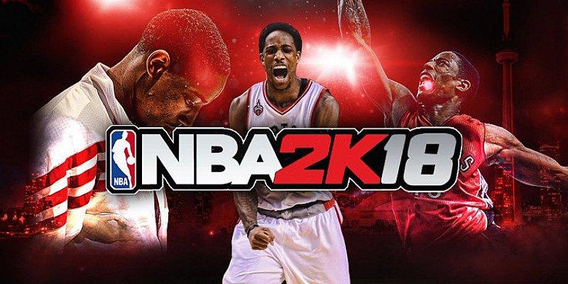 NBA 2K18 With NBA 2K18 35,000 VC: Save £7.99!