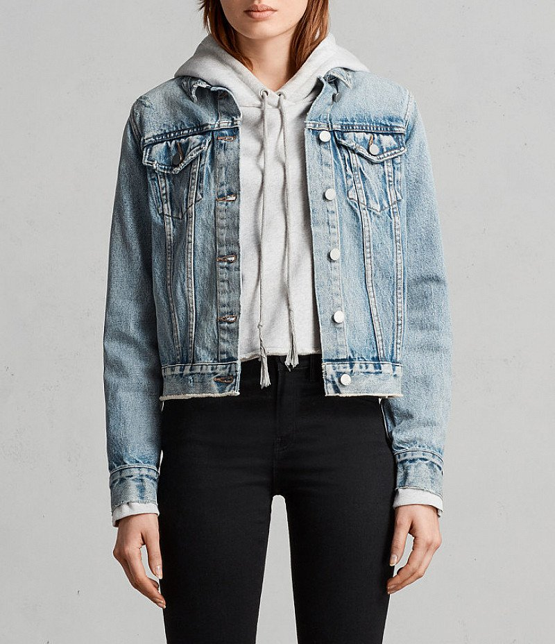 NEW ARRIVALS: HAY DENIM BUCKLE JACKET - £108.00!