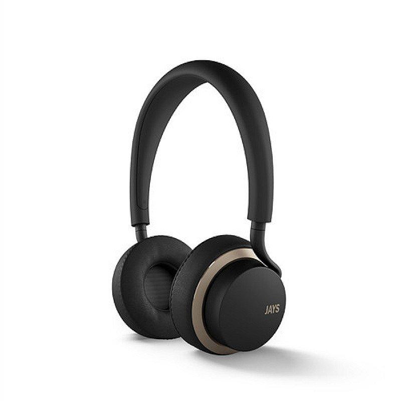 Jays U-Jays Black/Gold Android Headphones: Save £59.99!