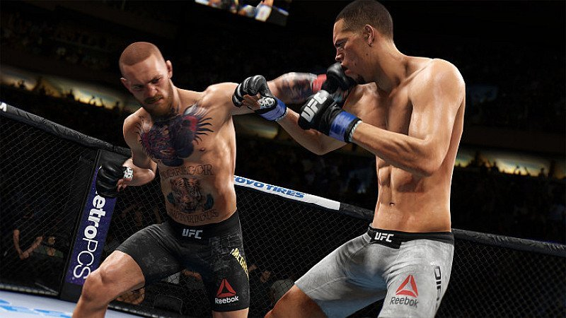 PS4 Gaming: UFC 3 just £49.99!