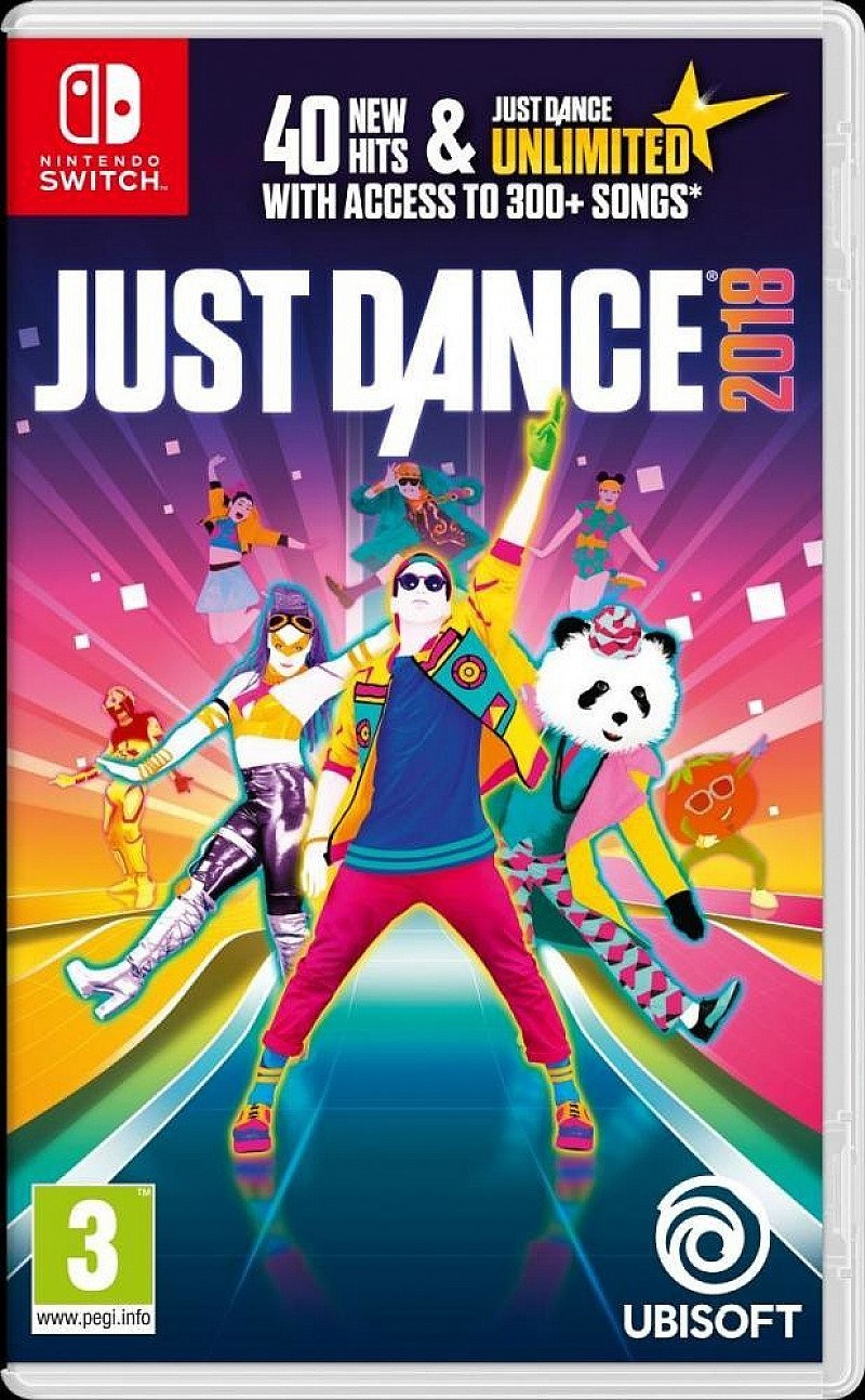 Save £10 on Just Dance 2018 on Nintendo Switch