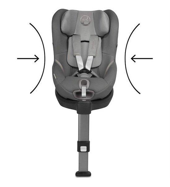 Cybex Sirona S i-Size Car Seat & Base - Denim Blue: Save £65.00!
