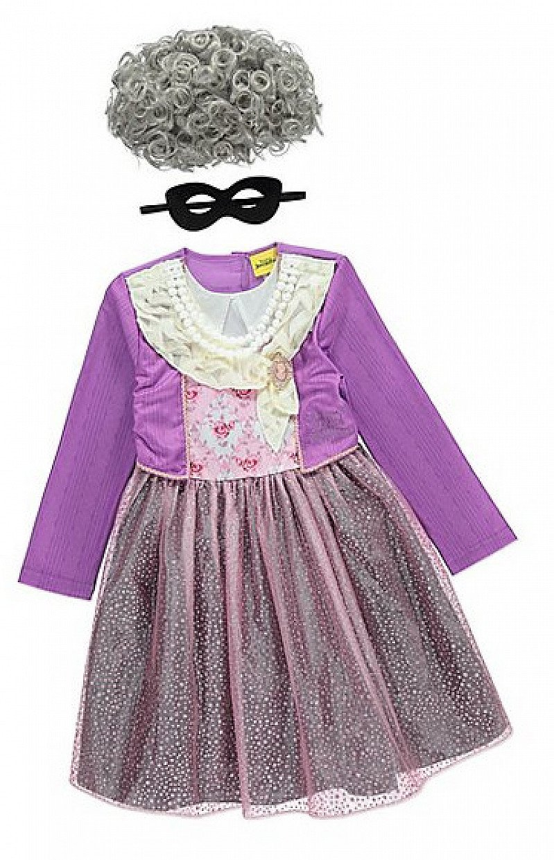 World Book Day - Gangsta Granny Outfit - £15