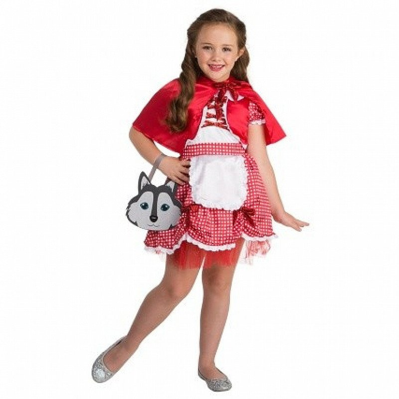 World Book Day - Red Riding Hood Outfit - £7.99
