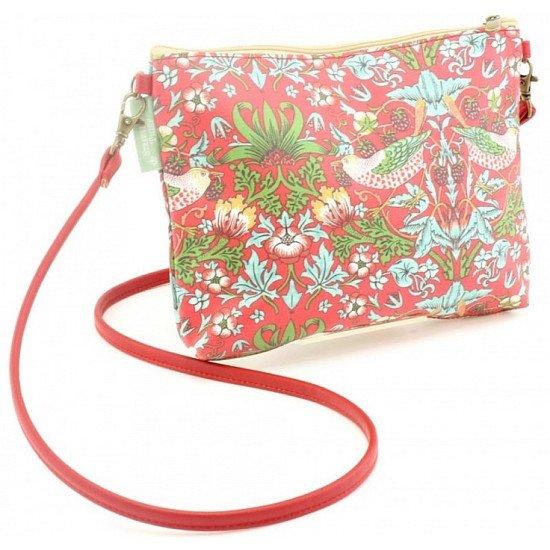 Strawberry Thief Shoulder Bag