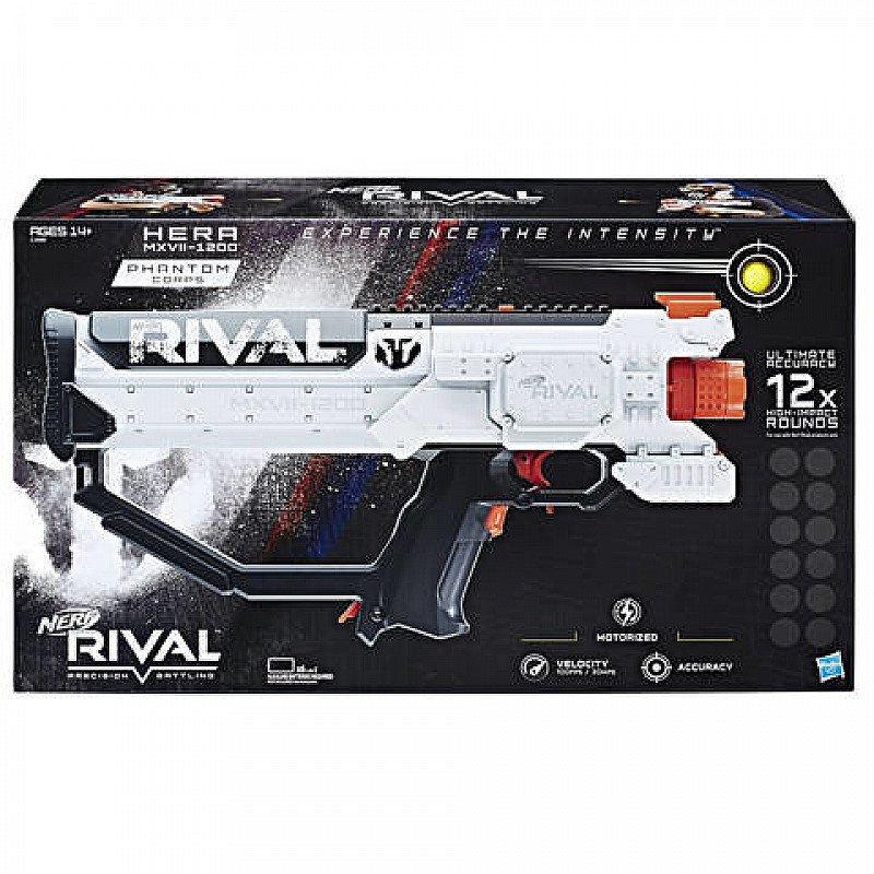 NEW IN - Nerf Rival Phantom Corps Kronos XVIII-500 Blaster £19.99!