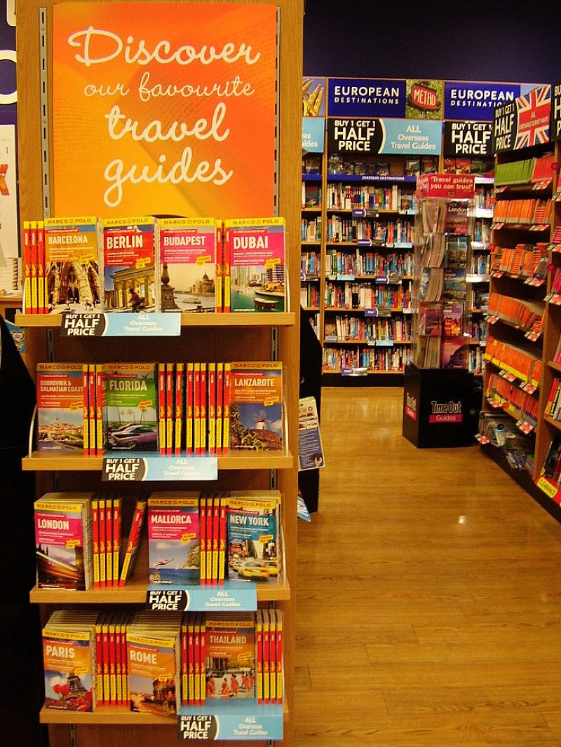 Up To 70% OFF Travel Guides!