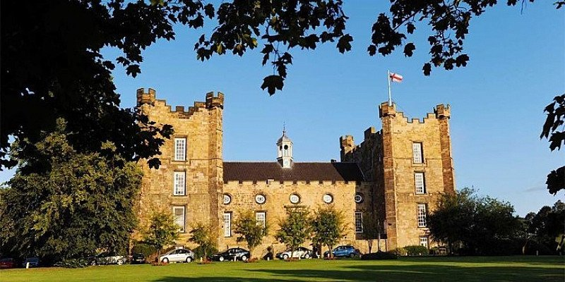 2-night castle stay in County Durham, 57% OFF!
