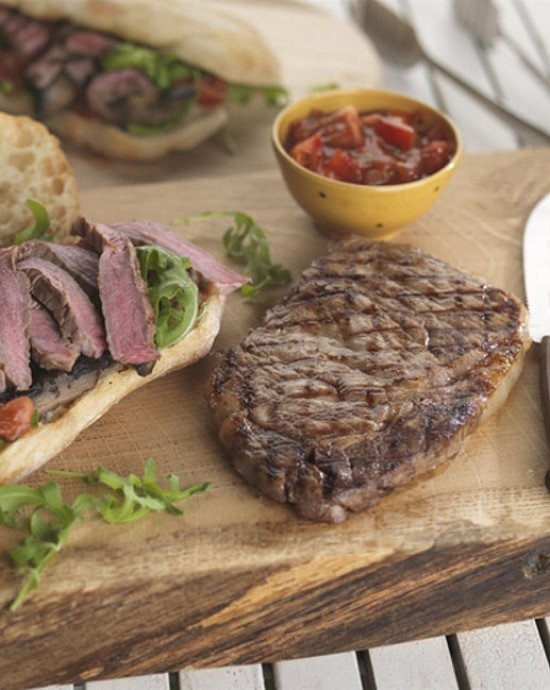 Fresh Campbells Gold Steak Meat Box - NOW ONLY £75.99 + Free delivery (UK Mainland only)