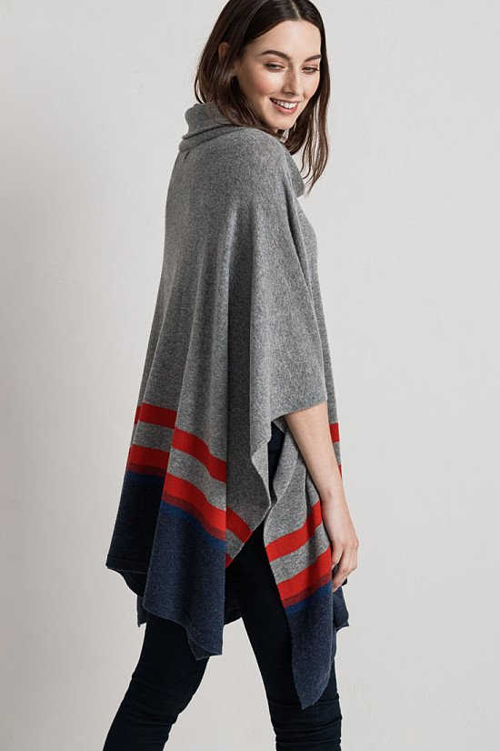 SAVE 58% Off this Blustery Poncho