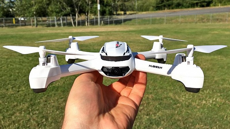 HUBSAN H502S X4 DRONE WITH CAMERA - LESS THAN HALF PRICE!
