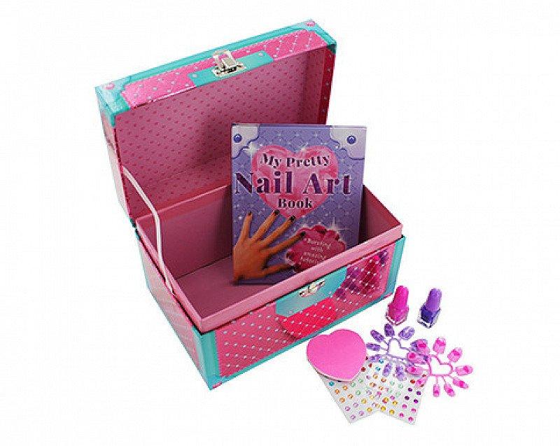 My Pretty Nail Art Kit - SAVE OVER £10!