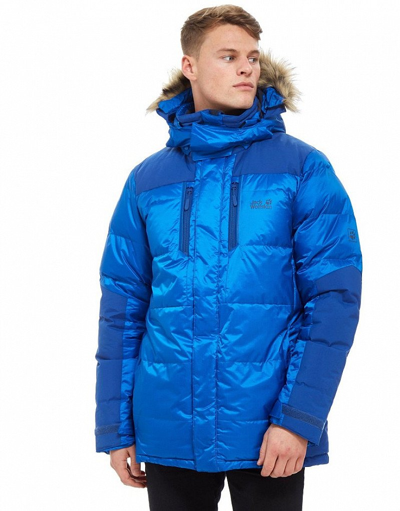 SAVE 50% on this Jack Wolfskin Cook Bubble Jacket