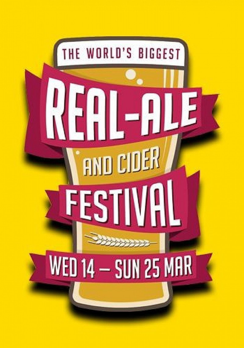 REAL-ALE AND CIDER FESTIVAL