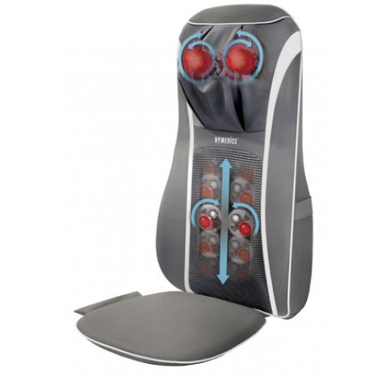 MOTHERS DAY GIFT IDEA - Shiatsu Pro+ Back Massage Cushion with Heat - SAVE £185!