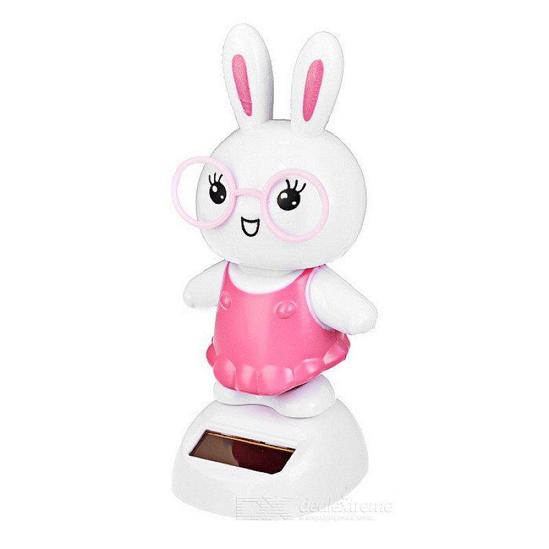 WIN a Solar Powered Dancing Rabbit