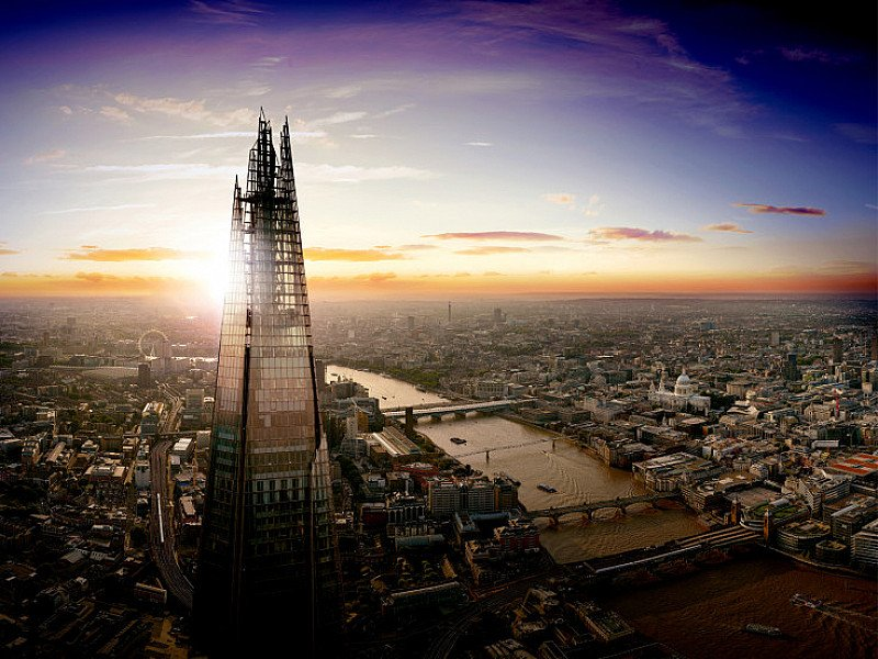 BUYAGIFT - The View From The Shard For Two - SAVE 26%