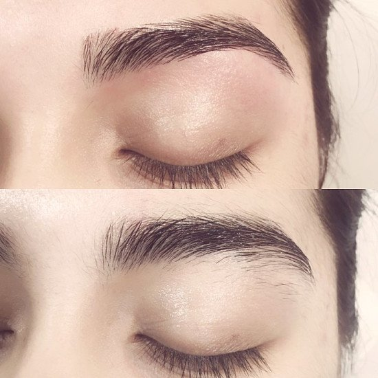 Brows are in our blood at NKD we waxed, thread, tweeze & trimmed!