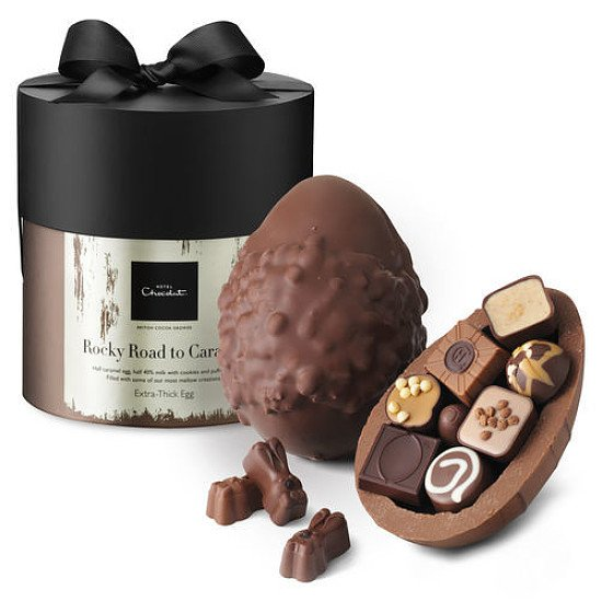 Just one of many Easter Treats: Rocky Road Easter Egg - Extra Thick £27.00!