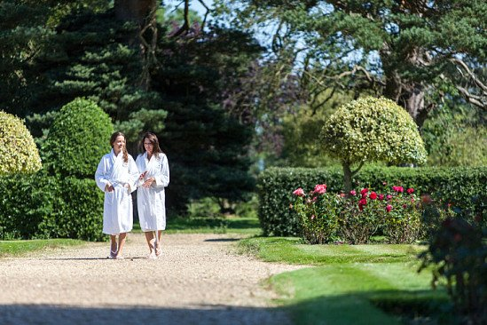 CHAMPNEYS Full Pamper Day - from £65pp - SAVE OVER 50%