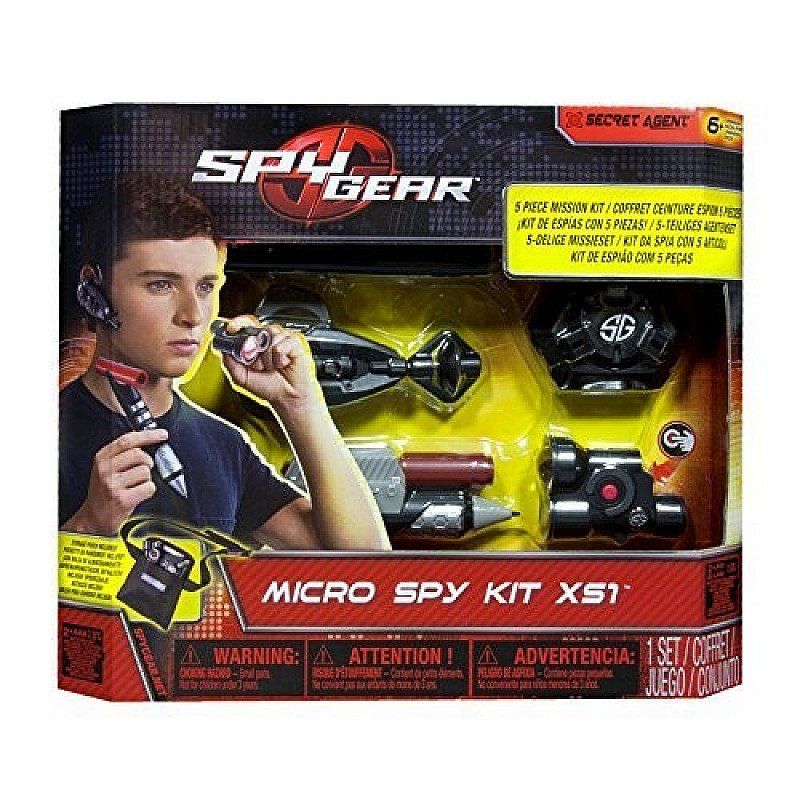 Save £20 on this Micro Spy Kit XS1