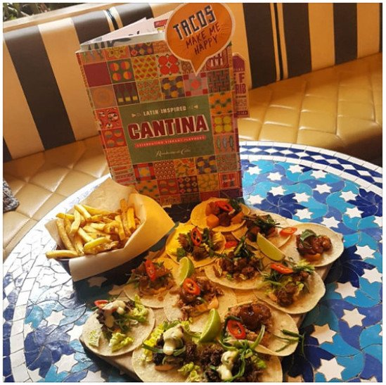 Our LAST ever Taco Tuesday today - Happy Hour from 3-7 pm!