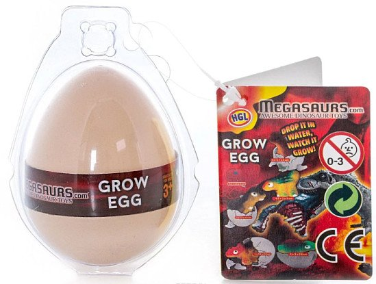 WIN a Dinosaur Grow Egg