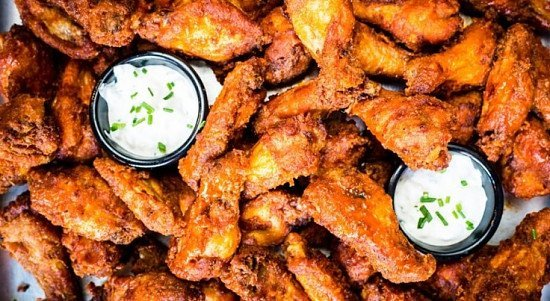 WING WEDNESDAY! 15 Chicken Wings for £5 - ALL DAY!