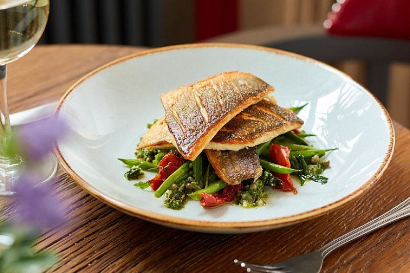 LUNCH AT PIERRE BISTROT - 2-courses for £11.95 / 3-courses for £13.95!