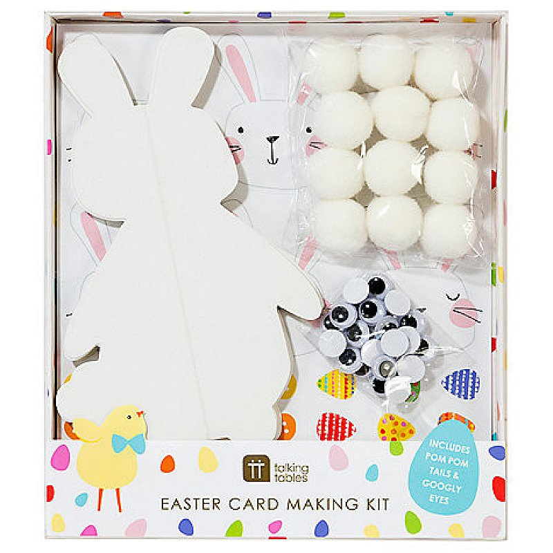 Talking Tables Hop To It Easter Card Kit £5.00!